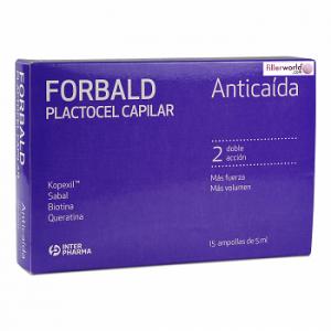 Forbald Plactocel Capilar Anticaida