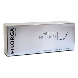 Buy Filorga Art Filler Fine Lines with Lidocaine (2x1ml)