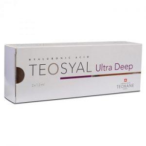 Teosyal Ultra Deep 2×1.2ml