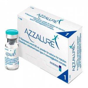 AZZALURE 1X125IU