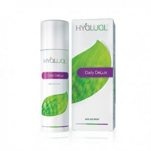 BUY HYALUAL DAILY DELUX 1X150ML