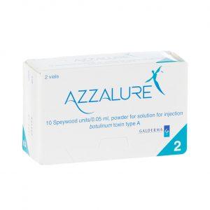 AZZALURE 2X125IU