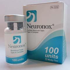 NEURONOX BOTULINUM TOXIN 100IU